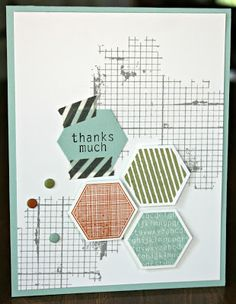 Klompen Stampers (Stampin' Up! Demonstrator Jackie Bolhuis): Masculine Monday: Six-Sided Sampler Bundle
