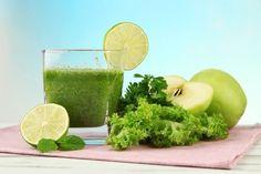 Succo verde naturale cattivo odore