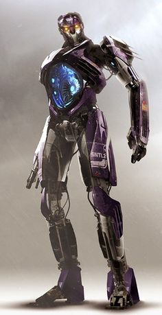 Sentinel Robot by Trask Industries: Advancing Human Progress from X-Men Days of Future Past. Design by Framestore.