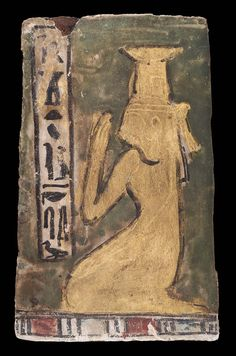 ~ Five cartonnage panels. Culture: Egyptian Period: Hellenistic Period (Ptolemaic Dynasty) Date: 3rd–2nd century B.C. Place of origin: Abydos, Egypt