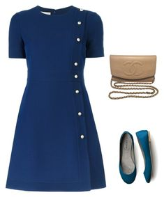 """""""moda evangelica casual"""" by gesiane-saves on Polyvore featuring moda, Gucci e Chanel"""