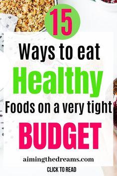 15 ways to eat healt