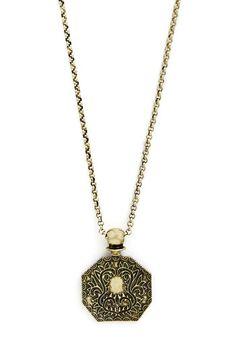 Precious Perfumer Necklace #modcloth