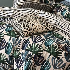 Congo Quilt Cover Set