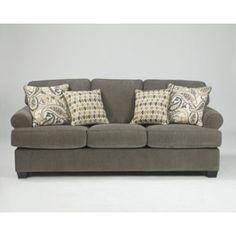 88x40 $499Coulson - Smoke - Living Room Group