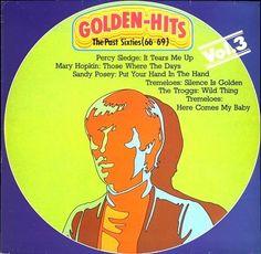 Various - Golden-Hits The Past Sixties (66-69) Vol.3 NL 1980 Lp near mint