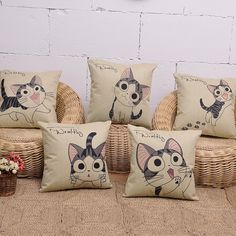 Cheap case box, Buy Quality case welding directly from China case front Suppliers:         1pc woven linen summer style cushion cover sofa car office    home decorative pillows case 43*43cm covers