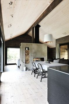 Could do white pine floors