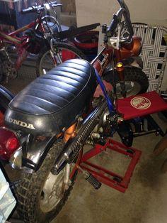 images  honda mini trail collection  pinterest honda mini bike  passport