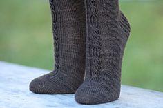 Randiriel Socks by Alexandra Wiedmayer