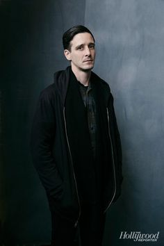 Tangerine's James Ransone photographed at The Hollywood Reporter photobooth at the 2015 #Sundance Film Festival in Park City, Utah on Jan. 23, 2015.