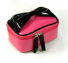 Bow detail cosmetic bag Bow Wow, Cosmetic Bag, Lunch Box, Feminine, Bows, Cosmetics, Detail, Women's, Arches