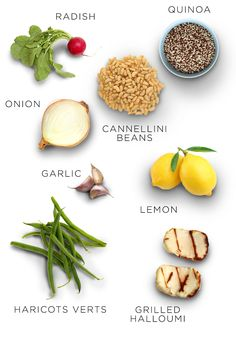 """""""What Nutritionists Eat for Lunch"""" by Lynn Andriani for Oprah Magazine. Lynn asked six pros what's on their plates. Surprise: It's not kale salad! To access their insights, click the pic. Healthy Snacks, Healthy Eating, Healthy Recipes, Healthy Habits, Eat To Live, Food Menu, Eating Habits, Healthy Choices, Love Food"""