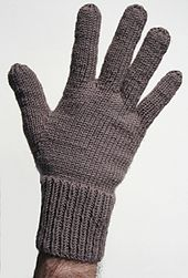 Ravelry: Basic Glove Pattern pattern by Harry Wells