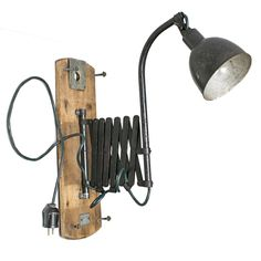Lampa nożycowa