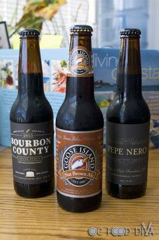 Goose Island Beer Co. Crafting Fine Dark Ales and Stouts