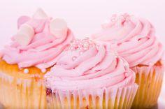 Pink Cupcake - Rezept