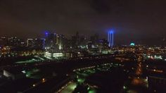 Dallas From Above - 4k on Vimeo