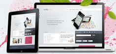 25 Detailed Web Layout PSD Templates - Speckyboy Design Magazine
