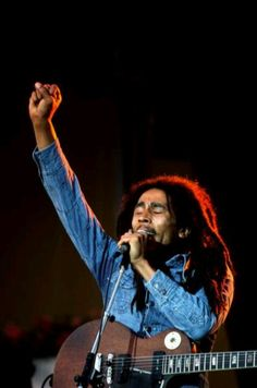 Bob Marley live in Paris 1978