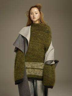 Devon Aoki by Daniel Sannwald for Pop Magazine Fall Winter 2014 7