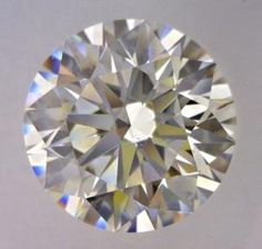 1.29-Carat Round Cut Diamond    This Excellent-cut I-color, and VS2-clarity diamond comes accompanied by a diamond grading report from GIA   $7585.20