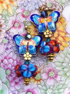 Vieni Let primavera e fiore  di MIDO' creazioni di ArMidasJewels, $25.00