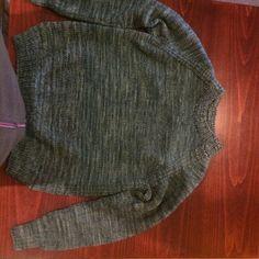 Sweatshirt sweater - knitting pattern free