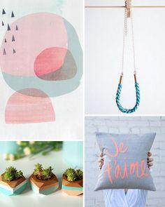 Color Love: Pastels