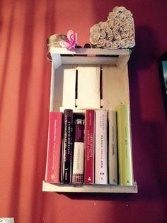 Piccola libreria fai da te