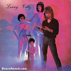 Larry recorded this album all alone in his bedroom, but you're never really alone when you have mannequins.