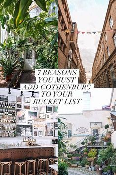 7 reasons you MUST add Gothenburg in West Sweden to your bucket list!