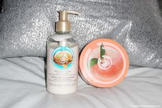 Free Beauty Garden: The Body Shop : Le combo parfait !