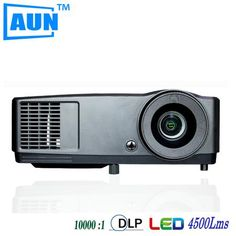 AUN LED Projector 10000:1 High Contrast 4200 Lumens 6 Grading Colour technology support 1080P HD Projector TYYRD-809  — 28906.16 руб. —