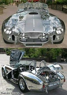 Best classic cars and more! Custom Muscle Cars, Custom Cars, Maserati, Bugatti, Ford Shelby Cobra, Ac Cobra, Lux Cars, Roadster, Classy Cars