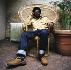 Michael Kiwanuka announces third album with lead single You Aint The Problem Tom Misch, Royal Academy Of Music, Mercury Prize, Tinie Tempah, Curtis Mayfield, Emeli Sande, Dock Of The Bay, This Kind Of Love, Artists