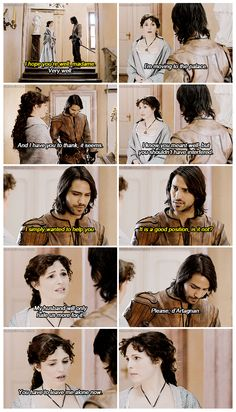 The Musketeers _ Constagnan