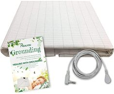 Amazon.com: Real Nature Grounding Sheet, Child Sheet for Better Sleep, Reduce Pain and Inflammation, Reconnect to The Earth EMF Recovery,Fits Full Size beds,Safe for Kids(Child Sheet 2752inch): Home & Kitchen