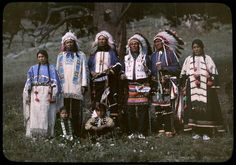 Sioux Indian Group 1927