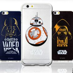 Genuine Star Wars Clear Jelly Case Galaxy Note 5 Case Galaxy Note 4 Case 6 Types #StarWars