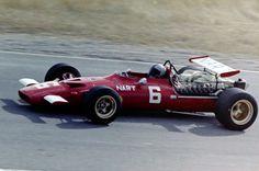 1969 GP Kanady (Mosport Park) Ferrari 312/68/69 (Pedro Rodriguez)