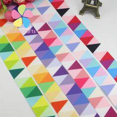 3y/6y 25mm multi option Solid color Grosgrain Ribbon Garment Sewing Accessory Headwear Material 040054239
