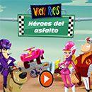 Autos Locos: Heroes del Asfalto