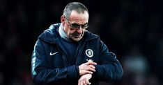 "Maurizio Sarri's Chelsea have been found out, says Graeme Le Saux, with the man at the helm set to see exit talk sparked unless he moves away from the ""madness"" of a system that is not working. Chelsea Man City, Chelsea Fc, Graeme Le Saux, Maurizio Sarri, Hold A Meeting, England International, Lack Of Motivation, English Premier League, Europa League"
