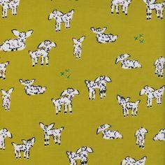 Little Lambs - Green
