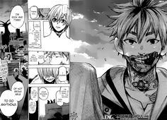 Tokyo Ghoul re Chapter 164 Hide´s face... omg