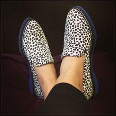 Lauren in the Shoe Cult Instinct Loafer (http://www.nastygal.com/shoes-flats/shoe-cult-instinct-loafer)