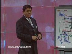 This is a snippet of what Robert Kiyosaki was teaching at a symposium, interesting stuff. For anyone interested you really should go and read that book called 'Finanical IQ' (VIDEO)