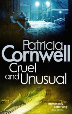 Cruel and Unusual (Scarpetta 4) by Patricia Cornwell https://www.amazon.co.uk/dp/B002TXZSLW/ref=cm_sw_r_pi_dp_x_BCu-ybAB2WMAH