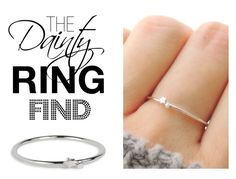 """Twin Star Ring 4632"" by boxthoughts ❤ liked on Polyvore featuring boxthoughts"